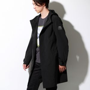 GABAN フーデット コート / GABAN LONG TRENCH COAT