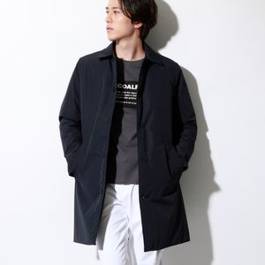 HAMPSHIRE パデット コート / HAMPSHIRE SEALED PADDED RAINCOAT
