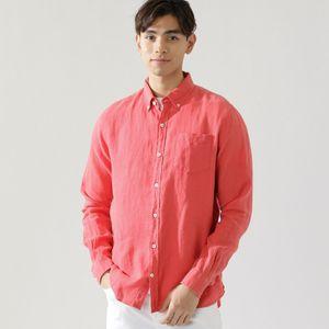 ・MALIBU リネンシャツ / MALIBU SHIRTS MAN