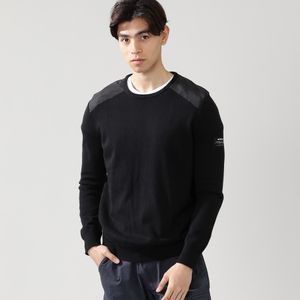 CHARLES クルーネック ニット / CHARLES KNIT SWEATER MAN