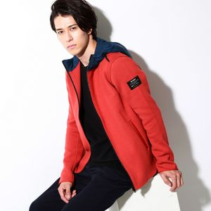 CAPITELLO ニット パーカー / CAPITELLO SWEATER MAN
