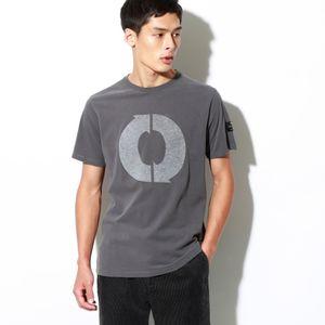 【EC限定】 RECYCLE ロゴプリント Tシャツ / TABOLA T-SHIRT MAN