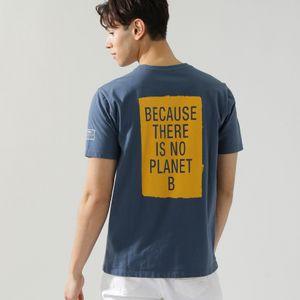 TRIBECA BACAUSE Tシャツ / TRIBECA T-SHIRT MAN