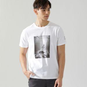 SAONA BACAUSE Tシャツ / SAONA T-SHIRT MAN