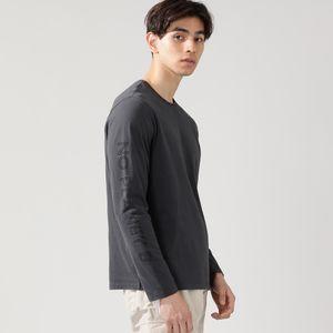 NANKIN BECAUSE ロングスリーブTシャツ / NANKIN LONG SLEEVE T-SHIRT MAN