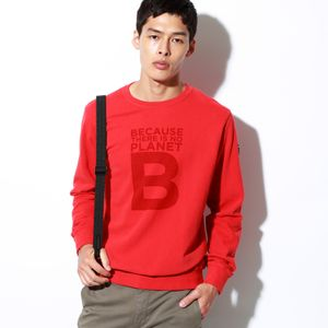 BECAUSE BIG B スウェット / GREAT B SWEATSHIRT MAN
