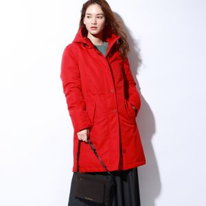 GLACIER ロングコート / GLACIER BECAUSE LONG COAT WOMAN