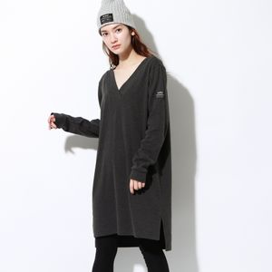 CLUSAZ ニット ドレス / CLUSAZ DRESS WOMAN