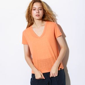 ・MOUNT VネックTシャツ / MOUNT T-SHIRT