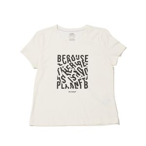 NATAL ユニセックス BECAUSE Tシャツ / NATAL UNISEX BECAUSE T-SHIRT