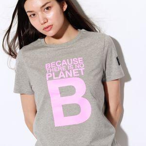 MARIELA ビッグB Tシャツ / MARIELA BIG B T-SHIRT