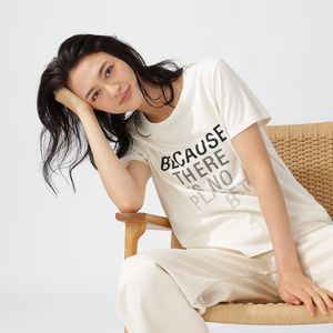 BECAUSE Tシャツ / BECAUSE WOMAN T-SHIRT