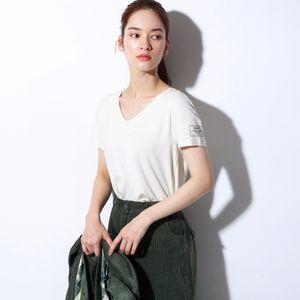 ESPOT バックプリント Tシャツ / ESPOT T-SHIRT WOMAN