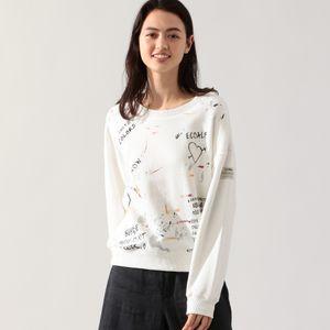 LOST COLORS スウェットシャツ  / LOST SWEATSHIRT WOMAN