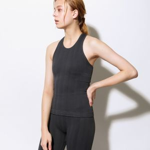CANALE リブトップ / RIB TOP CANALE
