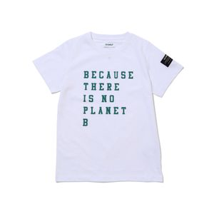 BECAUSE キッズTシャツ / NATAL BECAUSE FLUOR GREEN TSHIRT