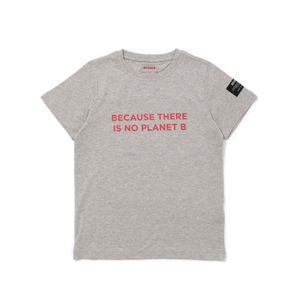 BECAUSE キッズTシャツ / NATAL BECAUSE PRINT RED TSHIRT