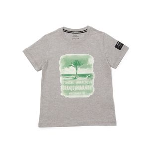 NATAL キッズ グラフィックTシャツ / NATAL NAUTICAL WATER T-SHIRT KIDS