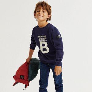 BECAUSE BIG B キッズスウェット / SANDIEGO GREAT B SWEAT KIDS
